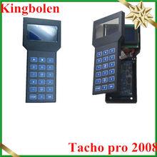 2012 Hot Sale Tacho Pro 2008 Plus Unlock Jan Version tacho Universal Dash Programming Tool Mileage adjust correction tool