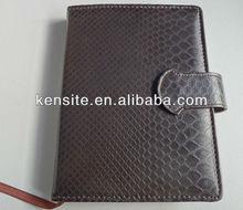 Snake Pattern Pu Notebook(KST-NS-309)