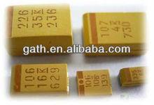 T491A227K004AS-F - Solid Tantalum Chip Capacitors Capacitors