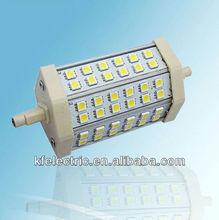 8w LED R7S 200 Degree Downlight 85-265V