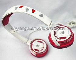 2012 the most cute kids headphone