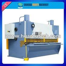 Metalic sheet cutting design, parker cut co, parker korea ltd, Hydraulic metal sheet cut shear