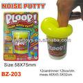 peido divertido brinquedo putty ruído