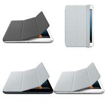 magnetic smart cover for ipad mini,for ipad mini smart leather case