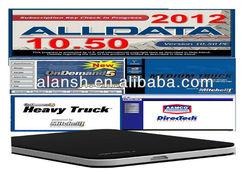 10.50 Alldata+2012 mitchell+heavy truck+medium truck+Mitchell OnDemand Transmission cars&trucks repair diagnositc 2012 all data