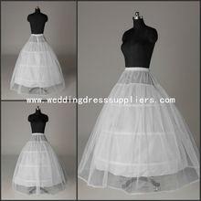 PT007 2012 Hot Sale 3 Hoops Wedding Ball Gown Dress Puffy Underskirt Petticoat