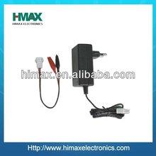 dc 8.4v battery charger for nimh battery pack