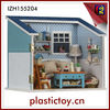 DIY wooden toy doll house IZH155204
