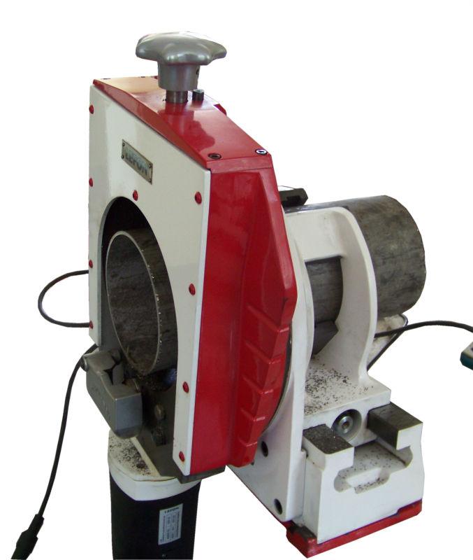 Automatic Pipe Cutting Machine ~ Automatic copper tube cutting machine view