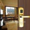 açoinoxidável sensor cartão temic bloqueio eletrônico para estrelas hotel porta