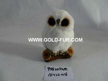owl decor. owl, white owl, owl imitation, artificial owl