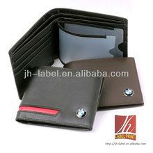Leather car purse,Car brand Wallet
