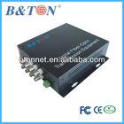 Telephone/Ethernet/E1 interface telephone video converter fiber optic transmission systems