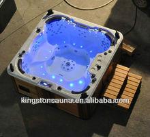 High class sanitary ware spa for hotel,villa,home and garden