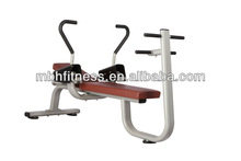Commerical fitness machine / Abdominal Crunch / bench / free weight / gym equipment