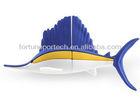 sailfish shape electronic gadget! usb flash memory drive