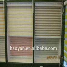 fabric venetian blinds in Korea and China elegant fabric and design