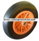 Barrow Wheel 14''X3.50-8 Tunisia PVC RIM YELLOW