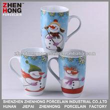 ZHA122031 2015 Porcelain Christmas Mug
