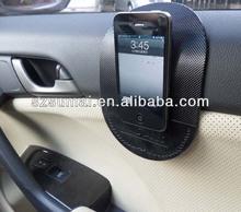 2012 Awsome anti slip mat car/OEM non slip cell phone pad/ Free sample car non slip gel pad