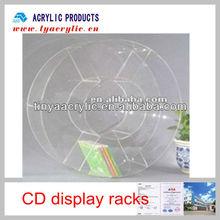 2012 hot selt CD/DVD rack
