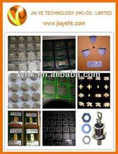 DELTA FAN IR NS INTel SMI IXYs TI ISSI DELCO Stickerw electronic component