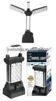 Super Bright 30 LED Portable Camping Swivel Light lantern