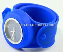 silicone bracelet watch