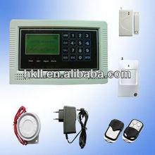 2013 Latest GSM Based Home Wireless Alarm Burglar System
