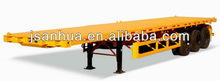 Nice Quality Tri axle 40ft ISO Container Transport Chassis In Truck Semi Trailer Or Semi-trailer Truck On Hot Sale