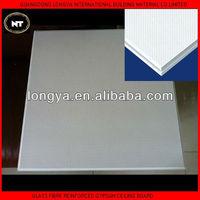600*600mm Glass fibre reinforced fireproof drywall