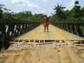 diseño del puente bailey