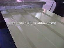 De fibra de vidrio casa, De fibra de vidrio de chapa ondulada, De fibra de vidrio hojas