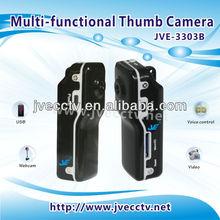 JVE-3303B voice control, small dv cam/audio recording sound/mini dv record