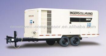 ingersoll rand diesel portable air compressor ingersoll rand doosan