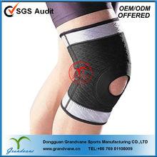 Neoprene waterproof knee support (item:HJ0009)