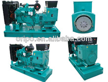 low cost Cummins diesel generator set 100kva/80kw 6BT5.9-G2