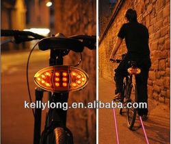 For road traffic safety outdoor sport led light bike JLR-066
