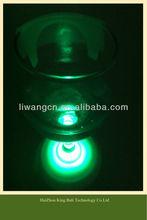 Coaster With Multicolor Light(underlay light/LED novelties/Multicolor Light)