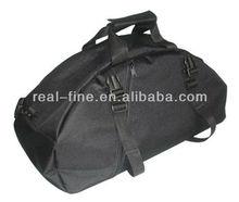 Black mens sport duffel bag