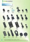 Plastic Cord End Clips, Cord Locks for travelling bag, handbag and clothing