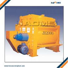 Construction Equipment 3m3 Concrete Mixer Export to Romania