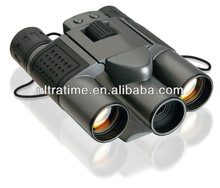 2012 new cheap gift still digital camera, 300k/25mm objective lens binoculars combind with digital camera