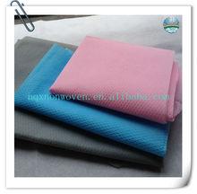 diamond design pp nonwoven fabric for shopping bags
