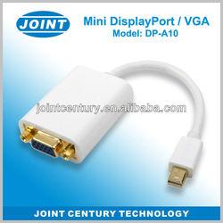 DP-A10 Mini Display Port to VGA Adapter