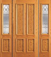 new design wooden door