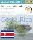 Qingdao Drop Shipping to Costa Rica
