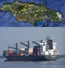 Shanghai Bulk Cargo Ship to Jamaica