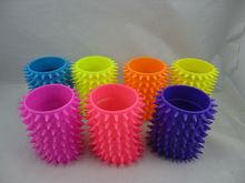 25mm Fashion personalized cheap silicone wristbands