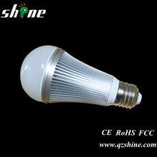 A19 7W led lamp 3000k